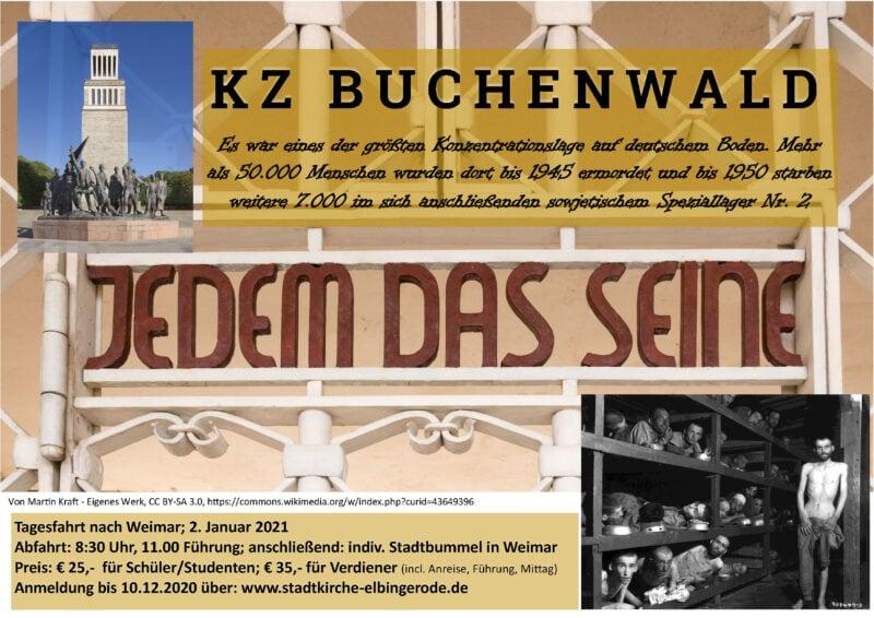 Buchenwald 2021