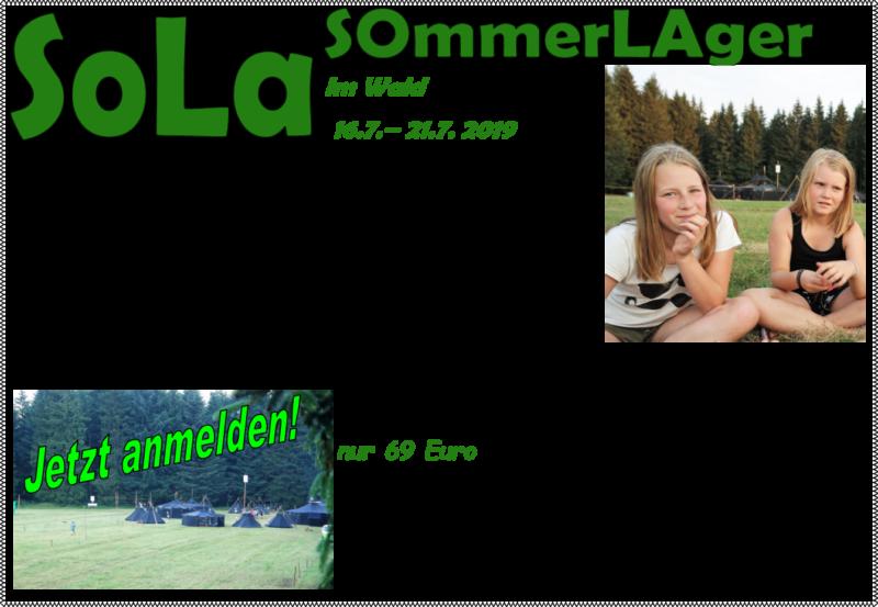 SoLa bei Elend 2019