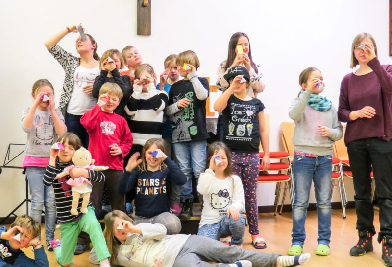 Kinderkirchennacht in Benneckenstein