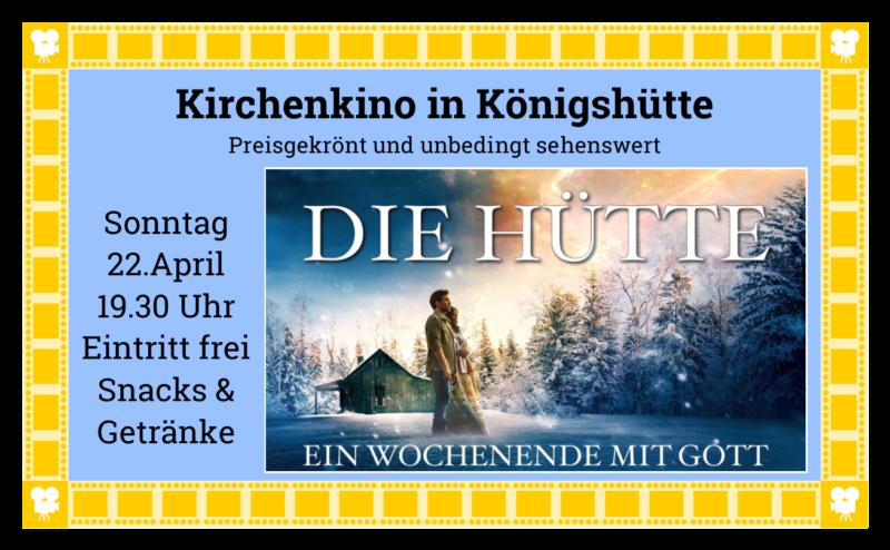 Kirchenkino - Die Hütte