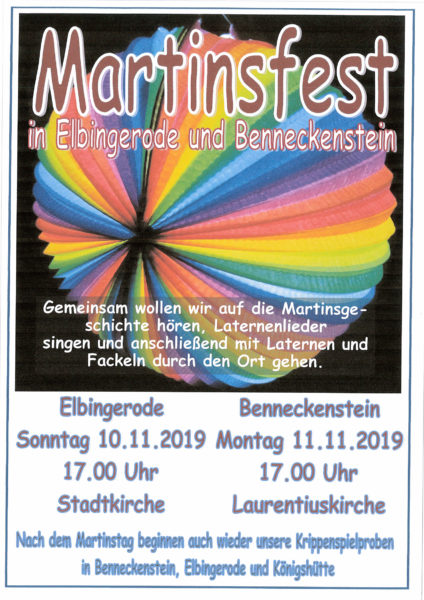 Martisfest Benneckenstein 2019