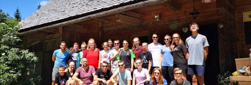 Kletterfreizeit 2019 in den Alpen