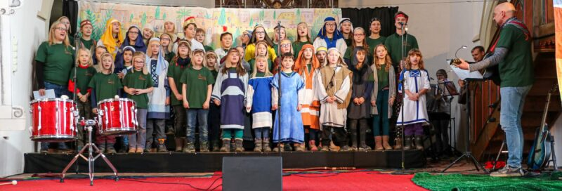 Kinderfreizeit/Musical 2020