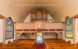Holzkirche Elend