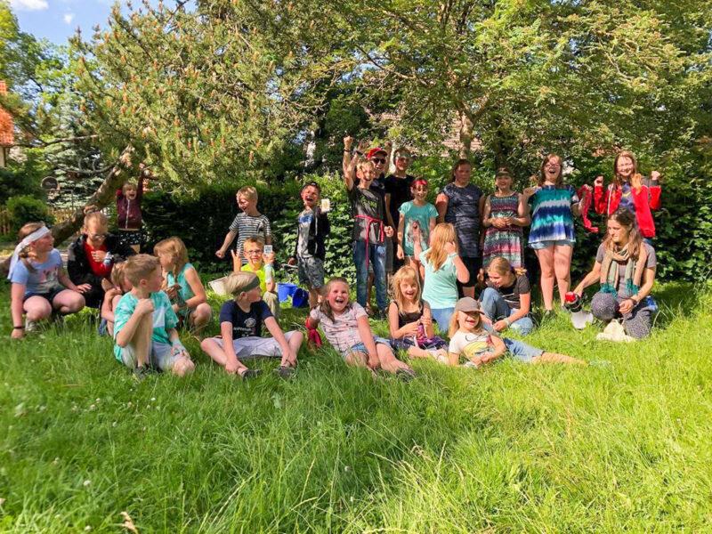 Kinderkram im Schlosspark 2020