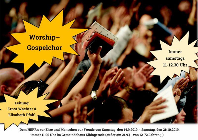 Worshipchor Elbingerode