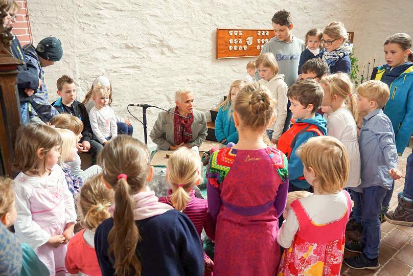 Kindergottesdienst in Elbingerode