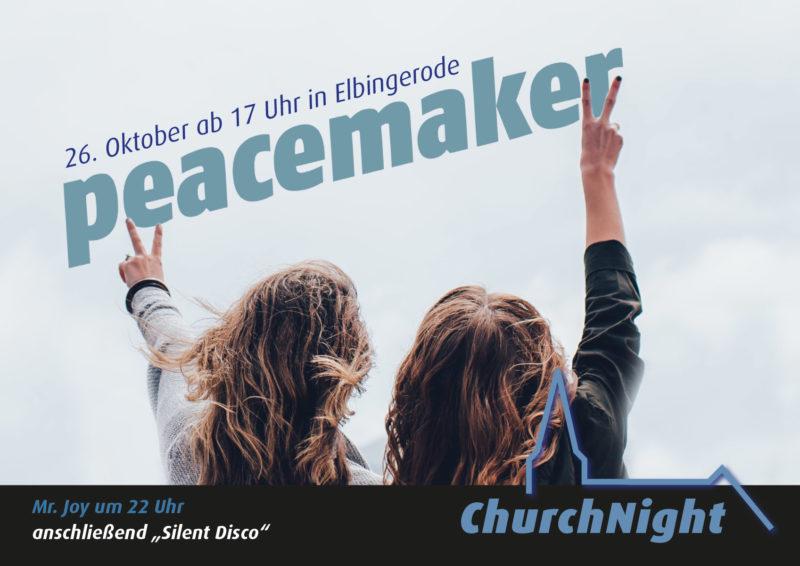 Peacemaker - Church Night, Elbingerode 2019